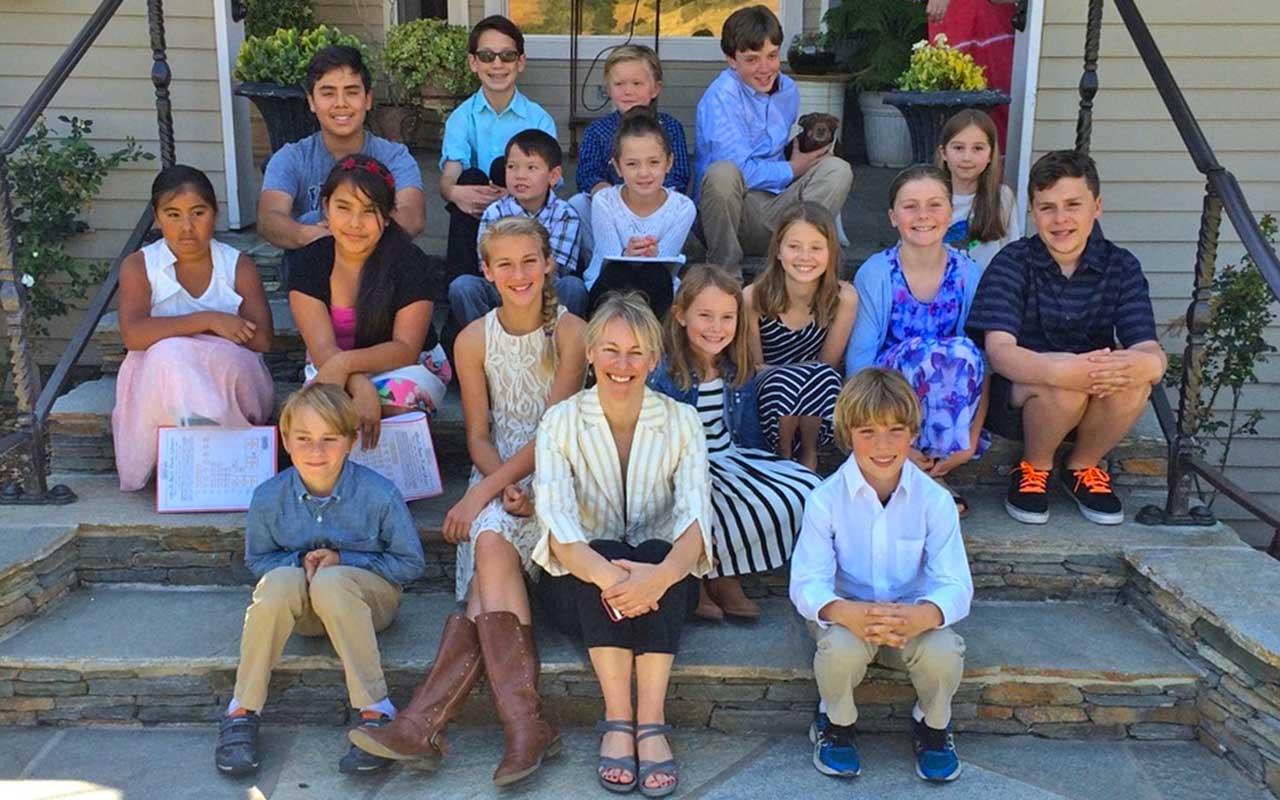 Kate Hepworth Piano Teacher and Students